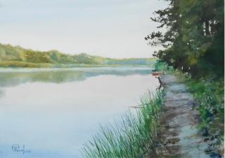 Топонімічна історія озера: Боброве