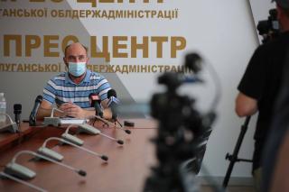 Ремонт автошляху між Станицею Луганською та Сєвєродонецьком виконано на 80 %