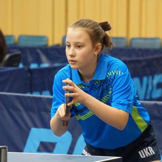 Вихованка КДЮСШ-1 Вероніка Матюніна стала майстром спорту України