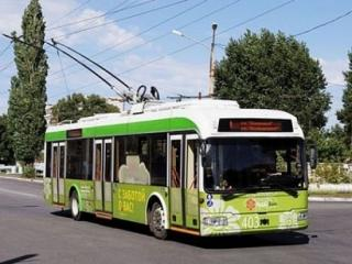 Новий розклад тролейбусів у робочі дні