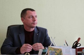 Юрій Стогнієв – новий директор Департаменту охорони здоров'я Луганської облдержадміністрації