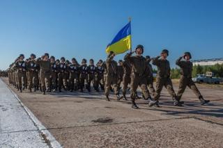 14 жовтня відбудеться військовий парад до Дня захисників і захисниць України