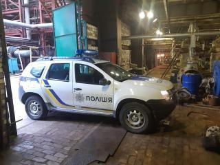 На Луганщині правоохоронці розслідують надзвичайну подію на виробництві