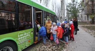 Бесплатный проезд в городском электротранспорте для школьников