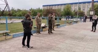 В Северодонецке протестуют участники АТО/ООС