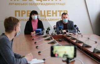 Майже 8500 осіб на Луганщині отримали щеплення від COVID-19