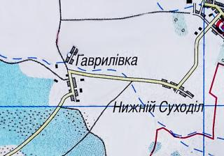 Гаврилівка як пам'ять про Гаврилу Суханова