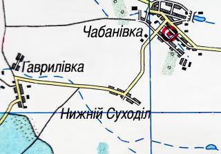 Нижній Суходол, він же Федорівка, він же Олександрівка, він же...