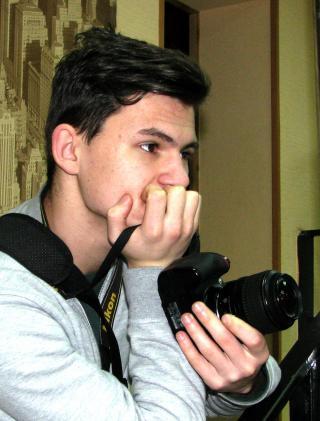 Кореспондент газети «Тигреня» став лауреатом всеукраїнського конкурсу фотографів