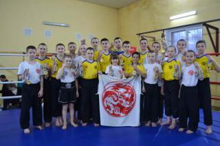 Кікбоксинг ISKA: 48 медалей завоювала наша обласна команда в Краматорську