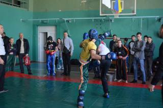 Кикбоксинг: состоялись чемпионаты Луганской области по двум версиям кикбоксинга