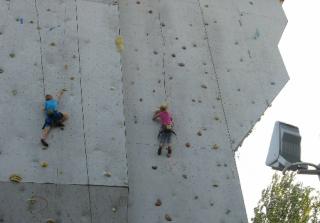 Наші спортсмени на Всеукраїнськіх змаганнях зі скелелазіння