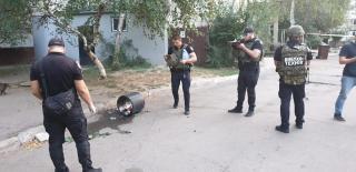 У Сєвєродонецьку поліцейські знешкодили підозрілий предмет