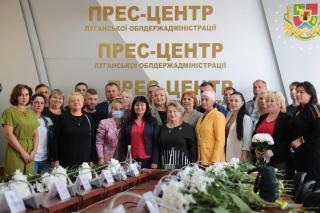 Кращі підприємці Луганщини отримали обласні відзнаки