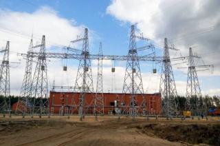 Кременскую подстанцию подключили к энергосистеме