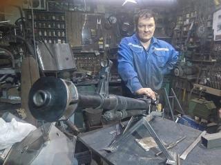 Творчий фронт Олександра Моісєєнка