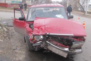 В Северодонецке произошло ДТП: есть пострадавшие