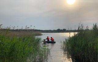 В Северодонецке утонул мужчина вместе с ребенком