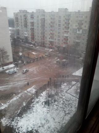 В жилом квартале Северодонецка прогремел взрыв