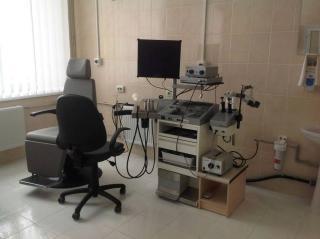В Лисичанске открыли оториноларингологическое отделение областной детской больницы