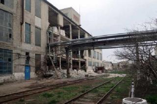 Смертельный взрыв на заводе в Лисичанске