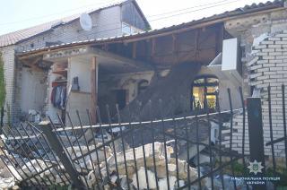 В Лисичанске прогремел взрыв