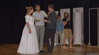 В Северодонецке представители 6 стран мира готовят к показу оперу «Дон Жуан»