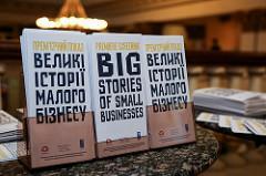 """Оголошені переможці конкурсу """"Великі історії малого бізнесу"""""""