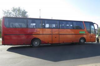В Северодонецке автобус сбил школьника