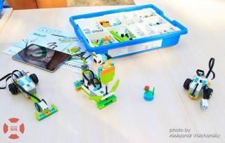 Северодонецкий робоклуб объявляет набор детей на бесплатные занятия!