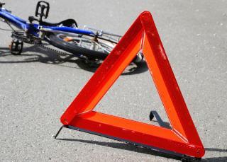 В Рубежном и Северодонецке произошли ДТП с участием велосипедистов