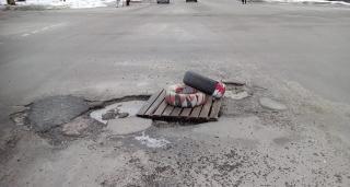 Гройсману рассказали о состоянии дорог области