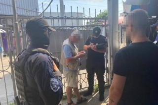В Северодонецке полиция провела рейд на территории Центрального рынка