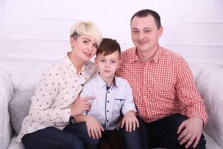 В срочной финансовой помощи нуждается сын Ксюши Калиберды