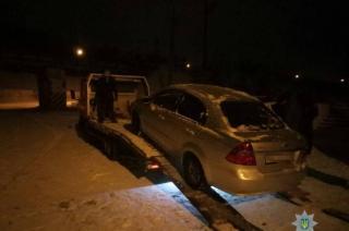В Лисичанске нетрезвый водитель спровоцировал ДТП