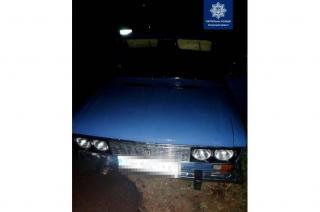 Двое северодончан угнали автомобиль и попали в ДТП