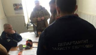 На Луганщині поліція затримала на хабарі підполковника ДСНС