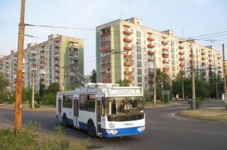 В Северодонецке предлагают повысить проезд в троллейбусах до 4 гривен