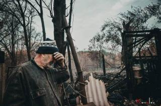 В Северодонецке выделят компенсации пострадавшим от пожаров на Луганщине