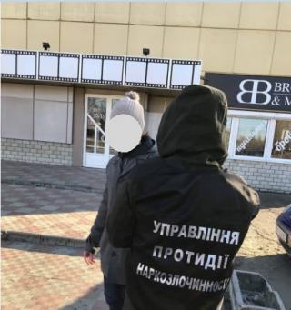 На Луганщині затримано збувача психотропів за схемою схованок