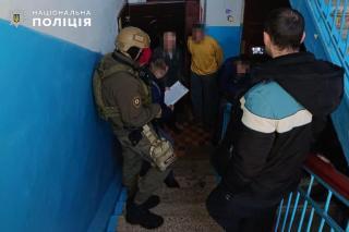 В Северодонецке задержана группа торговцев PVP