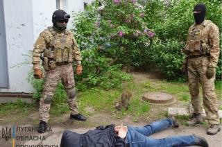 На Луганщине осужден агент ФСБ, собиравший данные о ракетных разработках