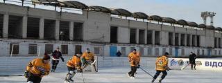 В Северодонецке построят новую ледовую арену