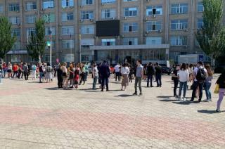 Оновлена інформація щодо замінування закладів вищої освіти в м. Сєвєродонецьку
