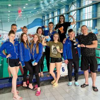 Чемпіонат України 2021 з плавання в ластах (дорослі та юніори)