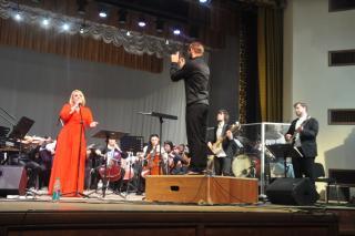 Соломія Чубай з гуртом «Shockolad» завітали на Схід України