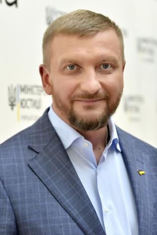 Консультує Міністр юстиції України. Заборгованість по зарплаті.