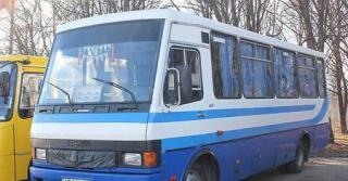 Відкрито тимчасовий автобусний маршрут на Пасхальні свята!