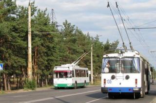 Северодонецк снова остается без троллейбусов