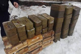 На заброшенном заводе в Северодонецке нашли схрон боеприпасов